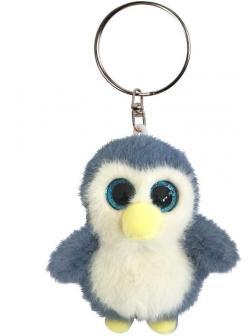 Игрушка-брелок Пингвин 9см