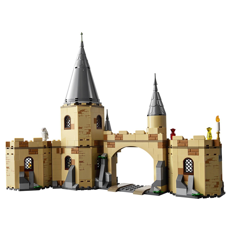 Конструктор LEGO Harry Potter «Гремучая ива» 75953, 753 детали