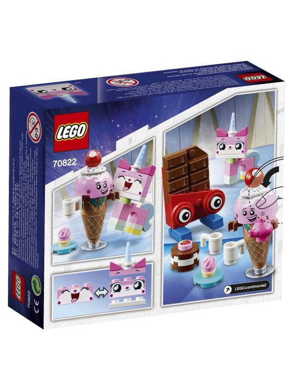 Конструктор LEGO The Movie 2 «Самые лучшие друзья Кисоньки» 70822, 76 деталей