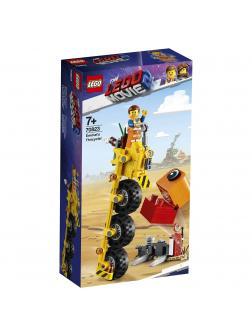 Конструктор LEGO The Movie 2 «Трехколёсный велосипед Эммета» 70823, 174 детали