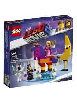 Конструктор LEGO The Movie 2 «Познакомьтесь с королевой Многоликой Прекрасной» 70824