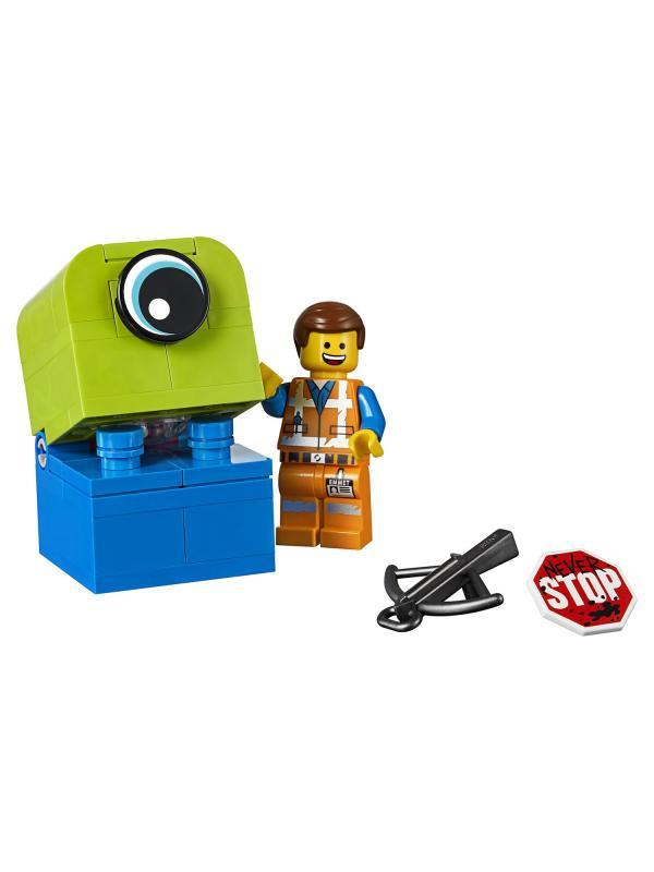 Конструктор LEGO The Movie 2 «Ультра-Киса и воин Люси» 70827