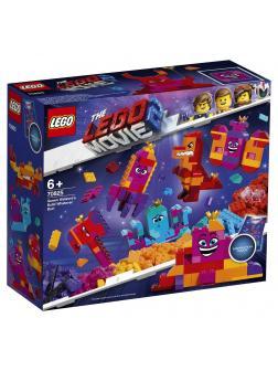 Конструктор LEGO The Movie 2 «Шкатулка королевы Многолики: Собери что хочешь» 70825