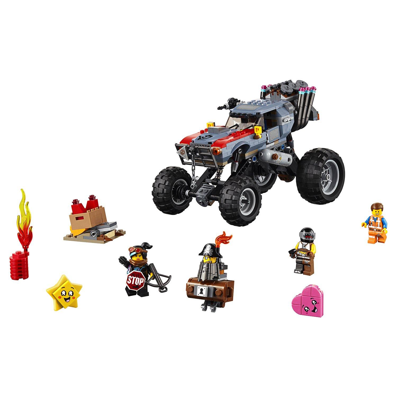 Конструктор LEGO The Movie 2 «Побег Эммета и Дикарки на багги» 70829