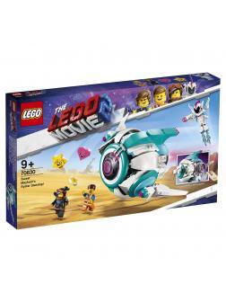 Конструктор LEGO The Movie 2 «Падруженский Звездолёт Мими Катавасии» 70830