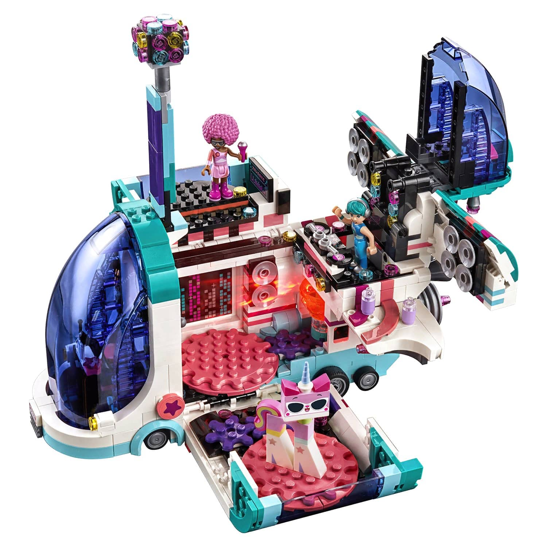 Конструктор LEGO The Movie 2 «Автобус для вечеринки» 70828