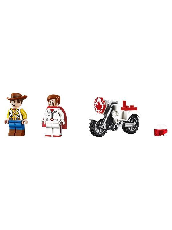Конструктор LEGO Toy Story 4 «Трюковое шоу Дюка Бубумса» 10767