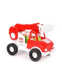 Пожарная автовышка в ассортименте