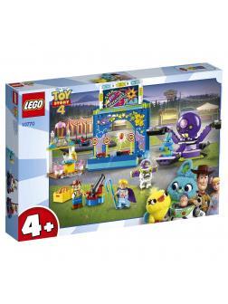 Конструктор LEGO Toy Story 4 «Парк аттракционов Базза и Вуди» 10770, 230 деталей
