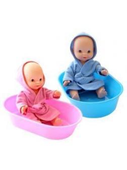 Пупс в ванночке