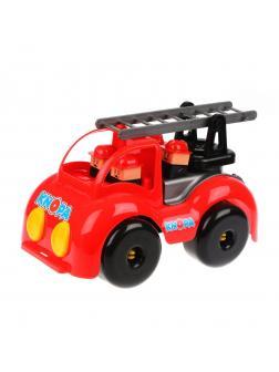 Машинка пожарная Крепыш 33 см
