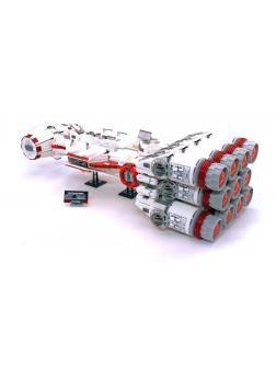 Конструктор King «Блокадный корабль повстанцев Тантив 4» 81048 (Star Wars 10019) / 1748 деталей