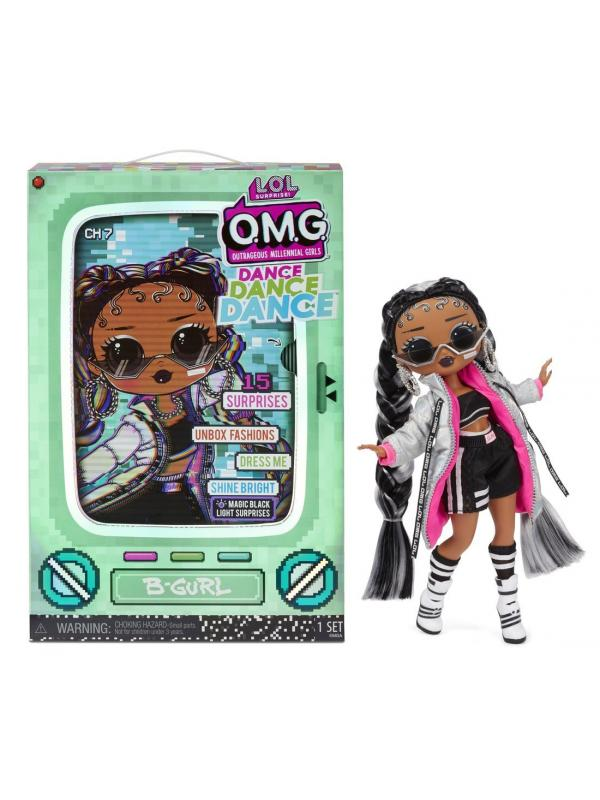 Кукла L.O.L. Surprise OMG Dance Doll- B-Gurl