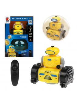 Робот р/у BallBot Loki, передвижение в шаре и на колесах