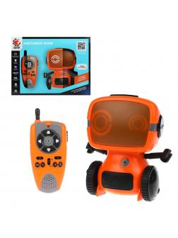 Робот р/у RadioBot Duke, пульт-рация, передача голосовых сообщений