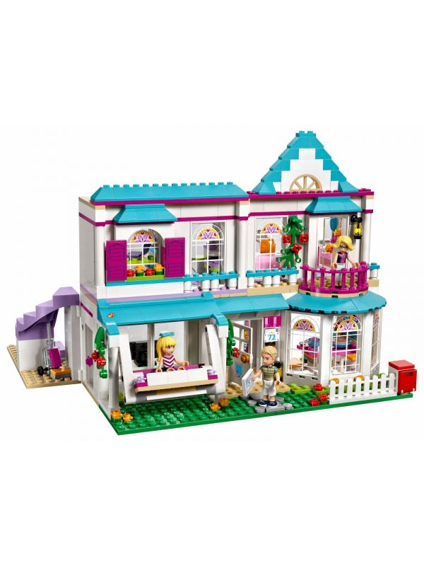 Конструктор Bl «Дом Стефани» 10612 ( Френдс 41314) / 649 деталей