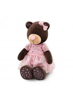 Медведь Choco&Milk Розовый Мусс 30