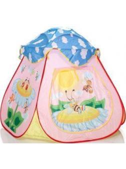 Палатка игровая Пчелкин домик, сумка