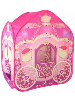 Палатка игровая Карета Принцессы, коробка