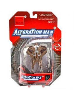 Робот-трансформер, блистер