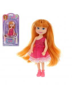 Кукла 15см, блистер