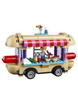 Конструктор Bl «Парк развлечений: Фургон с хот-догами / Подружки» 10559 ( Френдс 41129) / 249 деталей