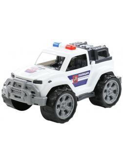 Автомобиль Легион патрульный №3 (белый)