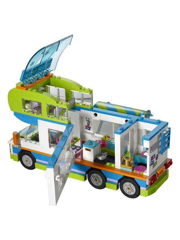 Конструктор Bl «Дом на колёсах» 10858 (Friends 41339) / 493 детали