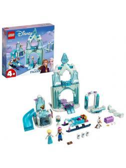Конструктор LEGO Disney Princess Зимняя сказка Анны и Эльзы