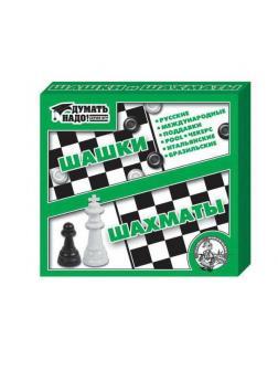 Настольная игра Десятое королевство Шашки, шахматы