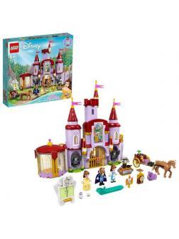 Конструктор LEGO Disney Princess Замок Белль и Чудовища