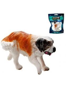 Фигурка мини-животного в пакетике. Собака, в ассортименте 6 видов