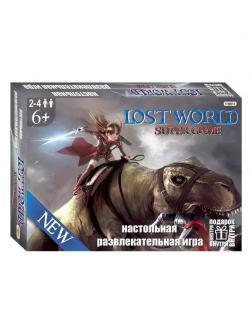 Настольная игра Стратег Lost world