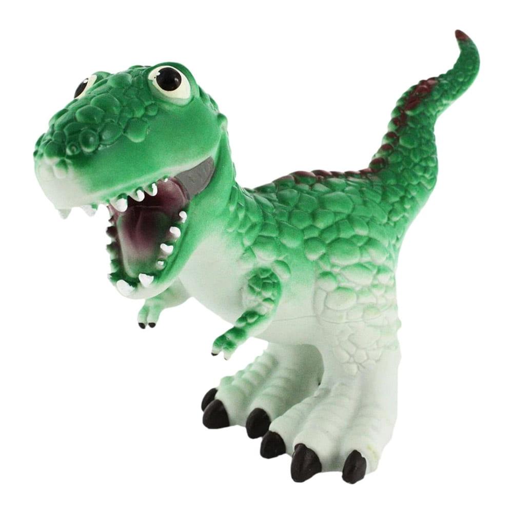 Яркие динозавры с пищащим механизмом Z08 / 6 шт.
