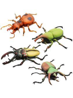 Набор насекомые-тянучки Антистресс A122DB / 36 шт.