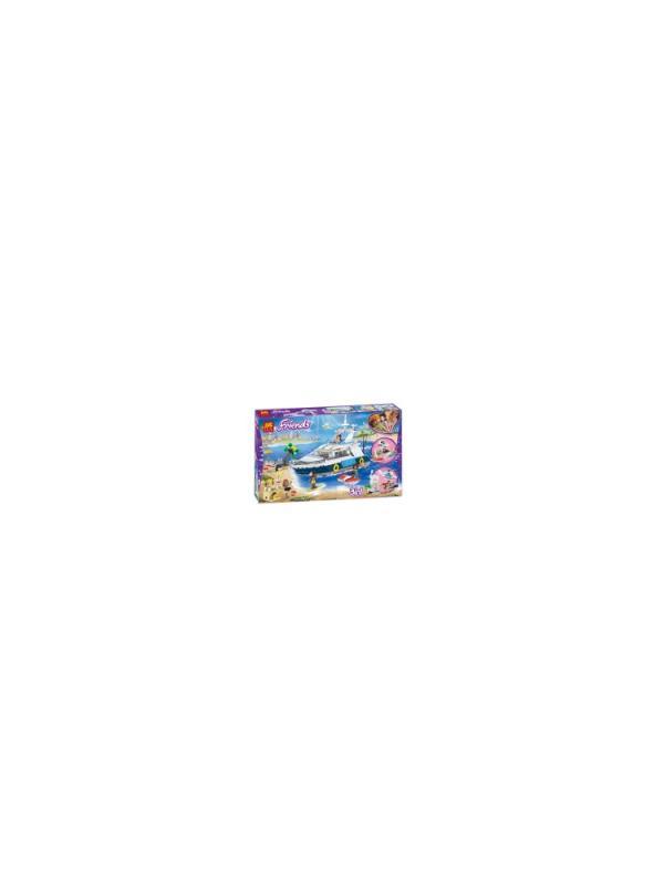 Конструктор Ll «Морские приключения / Подружки» 37083 ( Френдс), 621 деталь