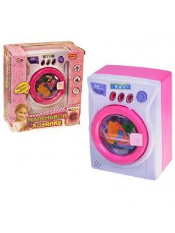 Стиральная машина «Маленькая хозяйка» ZYC-0575, звук, свет