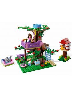 Конструктор Bl «Оливия и домик на дереве» 10158 ( Френдс 3065) / 191 деталь