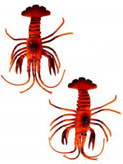 Фигурки морских животных «Рак» Н1103 Ocean World, 22 см. / 2 штуки