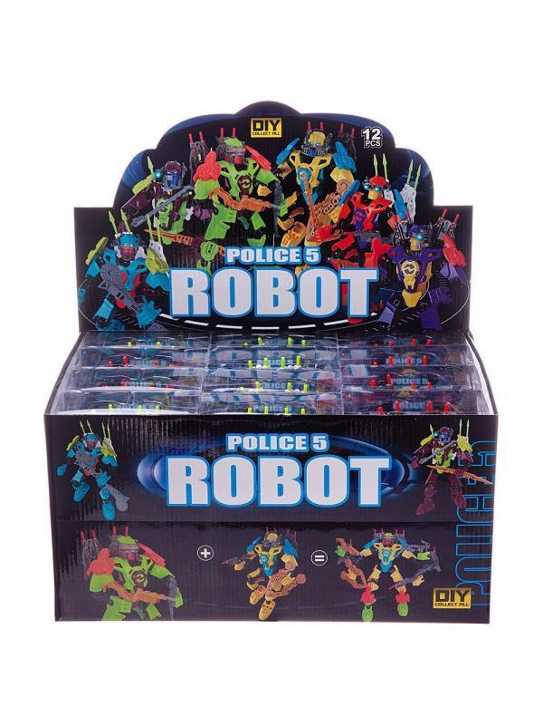 Робот-конструктор Junfa