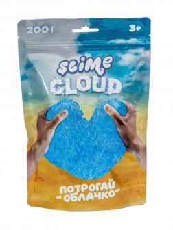 Cloud-slime Голубое небо с ароматом тропик, 200 г