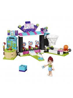 Конструктор Bl «Парк развлечений: Игровые автоматы» 10554 ( Френдс 41127) / 176 деталей