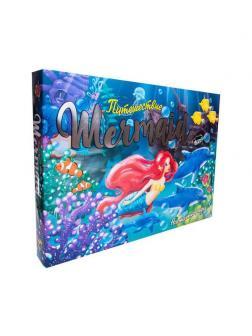 Настольная игра Стратег Путешествие Mermaid