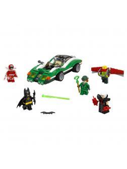 Конструктор Bl «Гоночный автомобиль Загадочника» 10630 (Batman Movie 70903) 282 детали