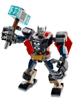 Конструктор Lari «Тор робот» 11633 (Super Heroes 76169) 145 деталей