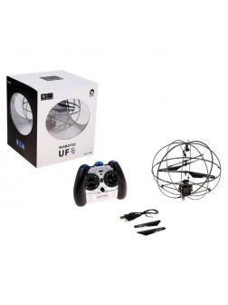 Летающий шар-вертолет на радиоуправлении «Robotic UFO» / 777-286