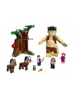 Конструктор LARI «Запретный лес: Грохх и Долорес Амбридж» 11569 (Harry Potter 75967) / 279 деталей