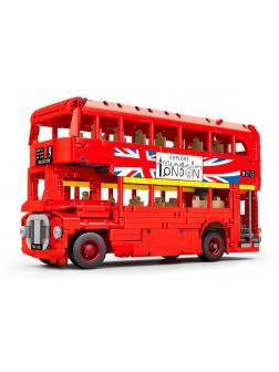 Конструктор Sheng Yuan «Лондонский автобус» 8850 / 1663 детали