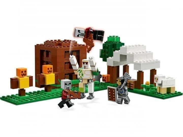 Конструктор «My World» 3D155 Minecraft / 303 детали