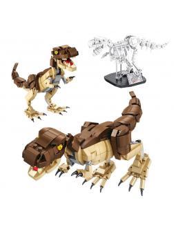 Конструктор «Тираннозавр» 612002 / 906 деталей